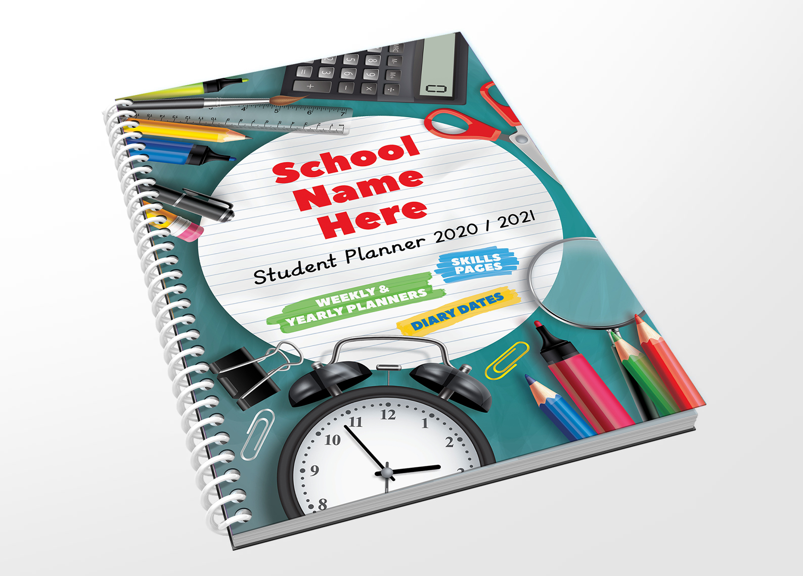 School Equipment Planner