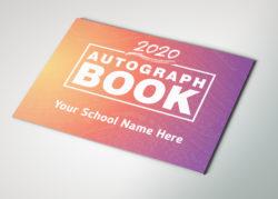 Tomorrow's retro autograph book